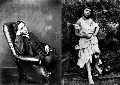 Lewis Carroll y Alice Lidell